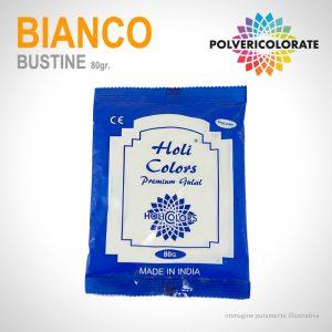 Bustine Holi BIANCO